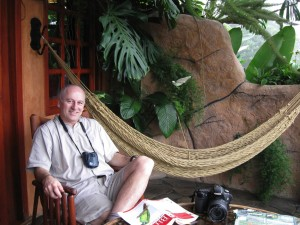 David Dodge in Costa Rica