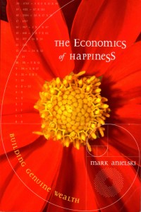 Economics of Happiness book cover